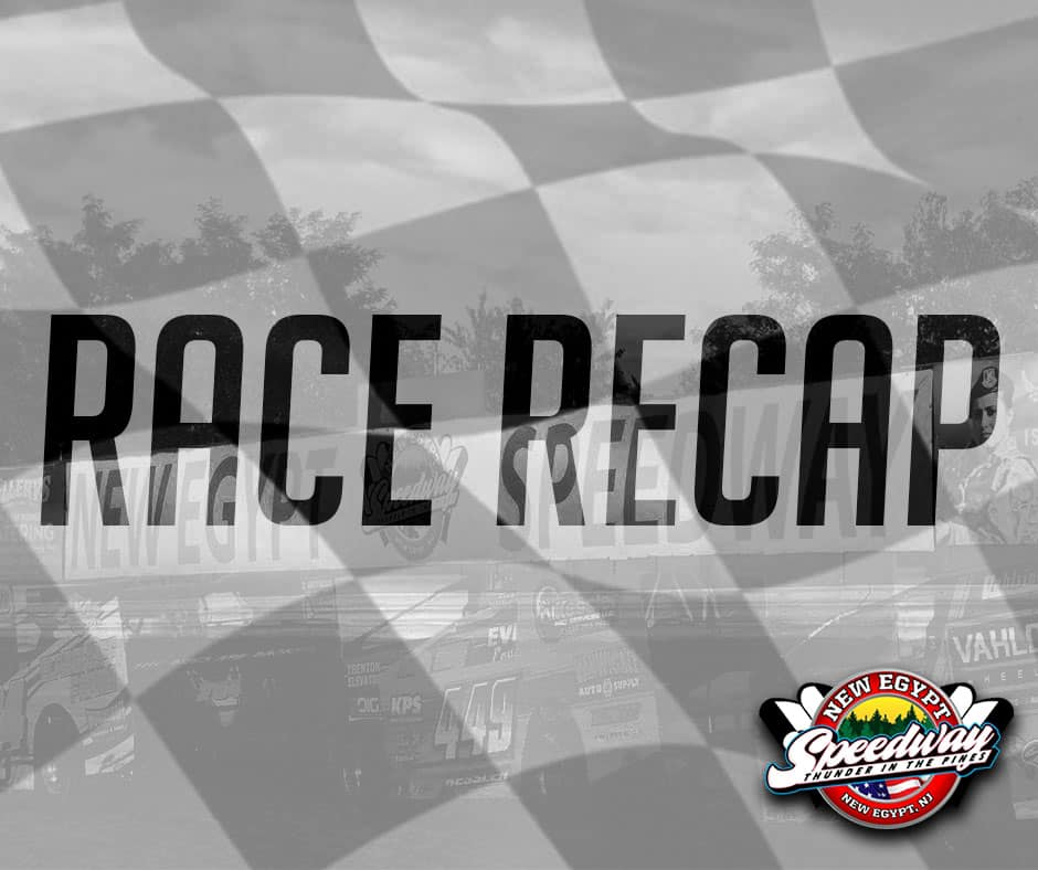 4/3/21 Cabin Fever 40/NASCAR Night Quick Results